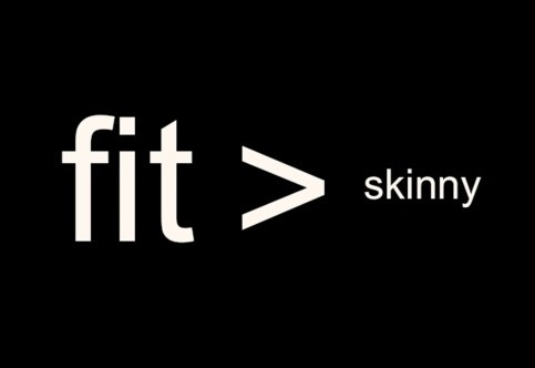 "skinny and fit Is Skinny Chic Still ""In""?"