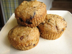 oatmill muffins 300x225 Easy Travel Recipes & How To Stay On Track When Business Requires You Travel